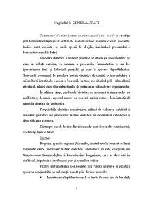 Produse Lactate Dietetice Acide - Pagina 2