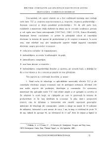 Efectele Stimulative ale Afacerilor Electronice asupra Dezvoltării Comerț - Pagina 3