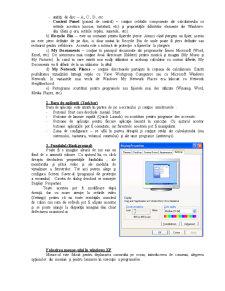 Curs Windows XP - Pagina 2
