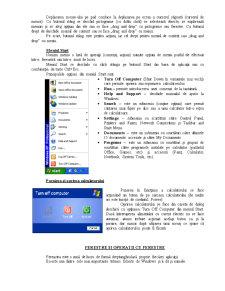Curs Windows XP - Pagina 3