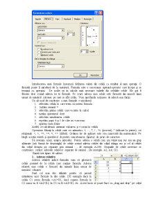 Curs Excel XP - Pagina 3