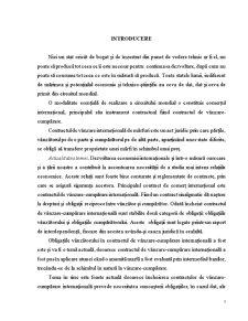 Obligațiunile și Remediile Juridice ale Vânzătorului în Contractul de Vânzare Internațională de Mărfuri - Pagina 2
