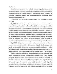 Obligațiunile și Remediile Juridice ale Vânzătorului în Contractul de Vânzare Internațională de Mărfuri - Pagina 3