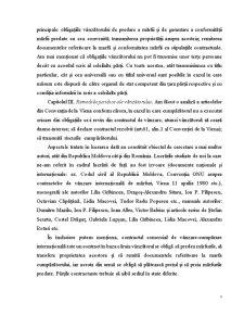 Obligațiunile și Remediile Juridice ale Vânzătorului în Contractul de Vânzare Internațională de Mărfuri - Pagina 4