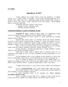 Drept Proprietate Intelectuala - Pagina 1