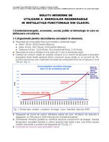 Solutii Moderne de Utilizare a Eneriei Regenerabile - Pagina 1