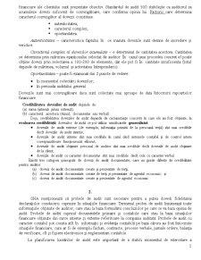 Proceduri de Audit - Dovezi - Pagina 2