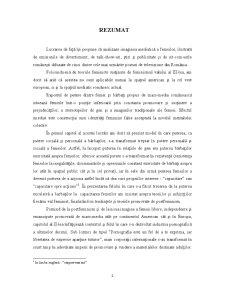 Femeile si Puterea - O Analiza a Spatiului Audiovizual Romanesc din Perspectiva Teoriilor Politice Feministe - Pagina 2