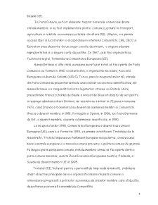 Comert International si Problemele Dezvoltarii in Europa de Est - Pagina 4