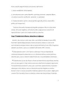 Comert International si Problemele Dezvoltarii in Europa de Est - Pagina 5