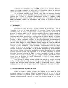 Politici de Protectie a Mediului - Studiu Comparativ Romania-UE - Pagina 4
