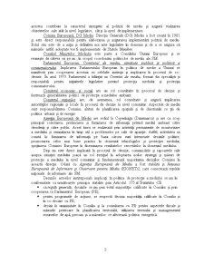 Politici de Protectie a Mediului - Studiu Comparativ Romania-UE - Pagina 5