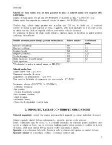 Contabilitatea și Fiscalitatea Remunerării Factorului Uman - Pagina 5