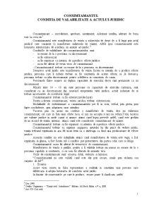 Consimtamantul - Pagina 1