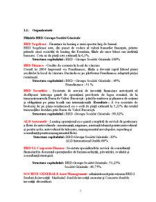 Studiul Cursului Actiunilor Societatii BRD – Groupe Societe Generale - Pagina 3