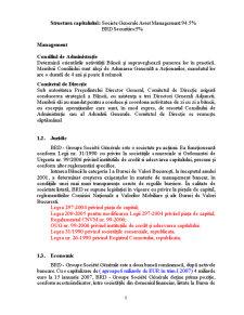 Studiul Cursului Actiunilor Societatii BRD – Groupe Societe Generale - Pagina 4