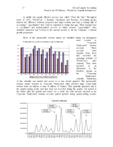 Second Largest Accounting Fraud în the US History - Worldcom Scandal Revealed - Pagina 5