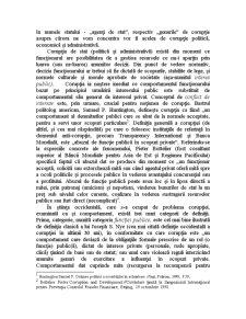 Corupția și Crima Organizată ca Fenomene Sociale Nocive - Pagina 2