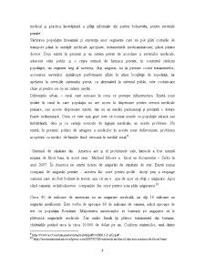Servii de Sanatate in Romania si SUA - Pagina 4