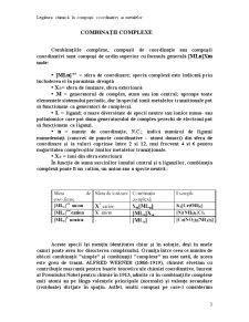 Legatura Chimica in Compusi Coordinativi ai Metalelor - Pagina 3