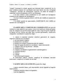 Legatura Chimica in Compusi Coordinativi ai Metalelor - Pagina 4