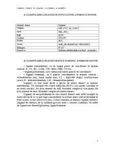 Legatura Chimica in Compusi Coordinativi ai Metalelor - Pagina 5