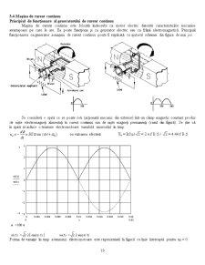 Mașina de Curent Continuu - Pagina 1