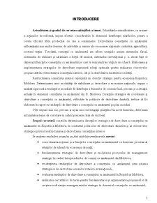Strategii de Dezvoltare a Comerțului cu Amănuntul în Republica Moldova - Pagina 3