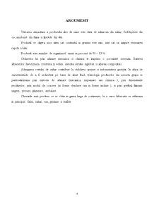 Tehnologia de Fabricare a Checului cu Stafide - Pagina 4