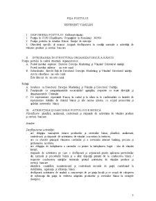 Fisa Postului - Referent Vanzari - Pagina 2