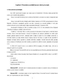 Monografie Banca Comerciala Romana - Pagina 3