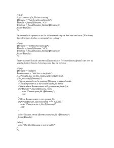 Curs 6 - PHP - Pagina 2