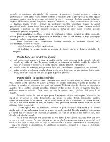 Modele ale Ciclului de Viata a unui Sistem Informatic - Pagina 3