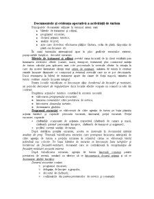 Contabilitatea Activitatii de Cazare, de Turism si de Alimentatie Publica - Pagina 5