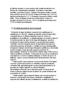 Laptele de Consum - Cercetari privind Procesul Tehnologic si Eficienta Economica a Produselor de Origine Animala - Pagina 5