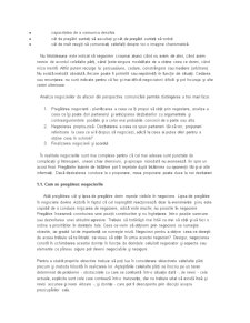 Strategii și Tactici, Procedee și Tehnici de Comunicare în Negocieri - Pagina 2