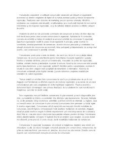 Comunicarea în Organizații și Impunerea Imaginii Firmei și Produselor Sale - Pagina 4