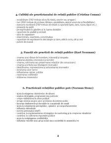 Fundamente ale Relatiilor Publice - Pagina 4