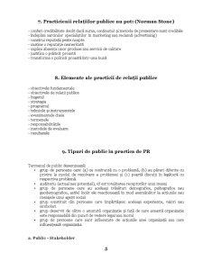 Fundamente ale Relatiilor Publice - Pagina 5