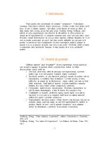 Abordarea Dramaturgica a Comunicarii - Pagina 2
