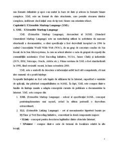 XML Tehnologii - Pagina 4