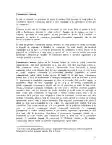 Comunicare Internă - Pagina 1