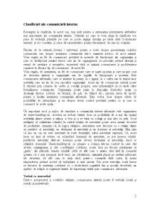 Comunicare Internă - Pagina 2
