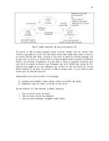 Sisteme de Operare - Gestiunea Proceselor și a Procesoarelor - Pagina 2
