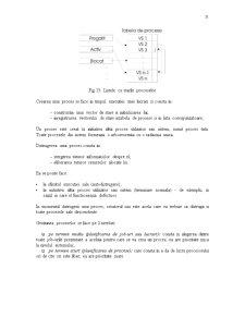 Sisteme de Operare - Gestiunea Proceselor și a Procesoarelor - Pagina 3