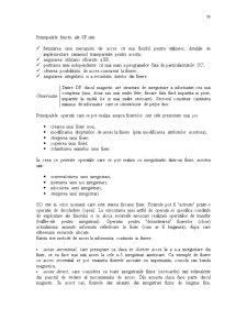 Sisteme de Operare - Gestiunea Informatiei - Pagina 2
