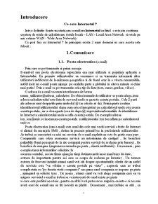 Servicii Informatice și Chaturi - Pagina 1