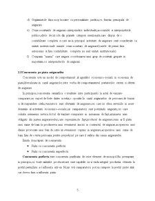 Piata Asigurarilor in Romania - Pagina 5