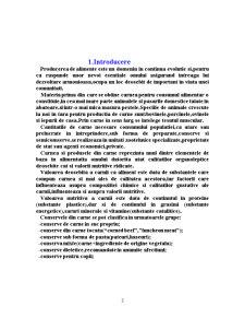 Tehnologia Fabricarii Conservelor din Carne - Pagina 3