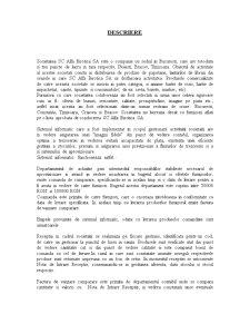 Sistem Informatic de Gestiune al unei Firme - SC Alfa Birotica SA - Pagina 2